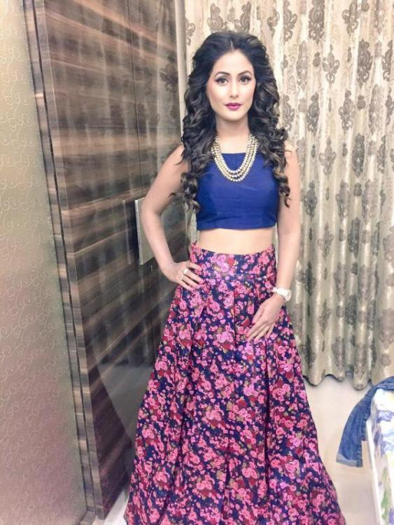 videos,Hina Khan,Bigg Boss 11