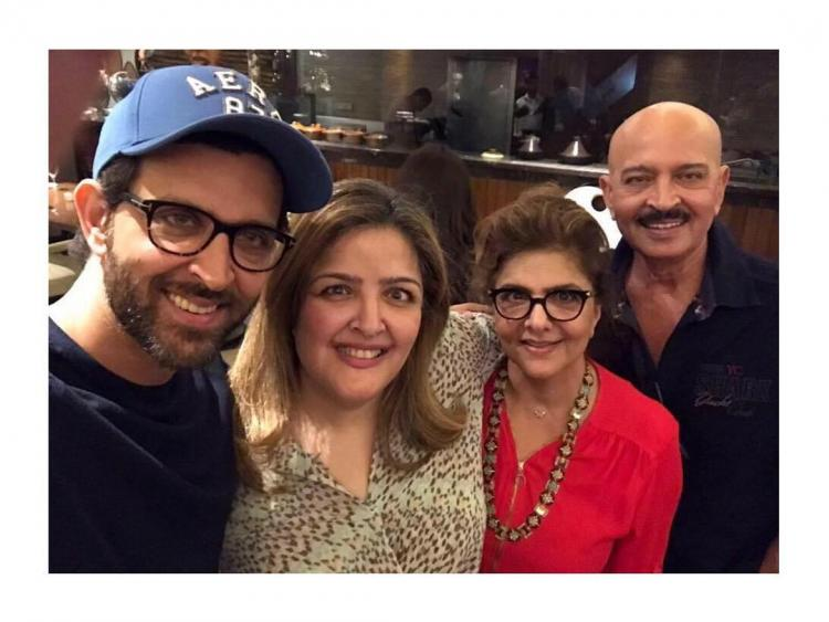 Hrithik Roshan's sister Sunaina Roshan hits back at reports of her being under critical watch