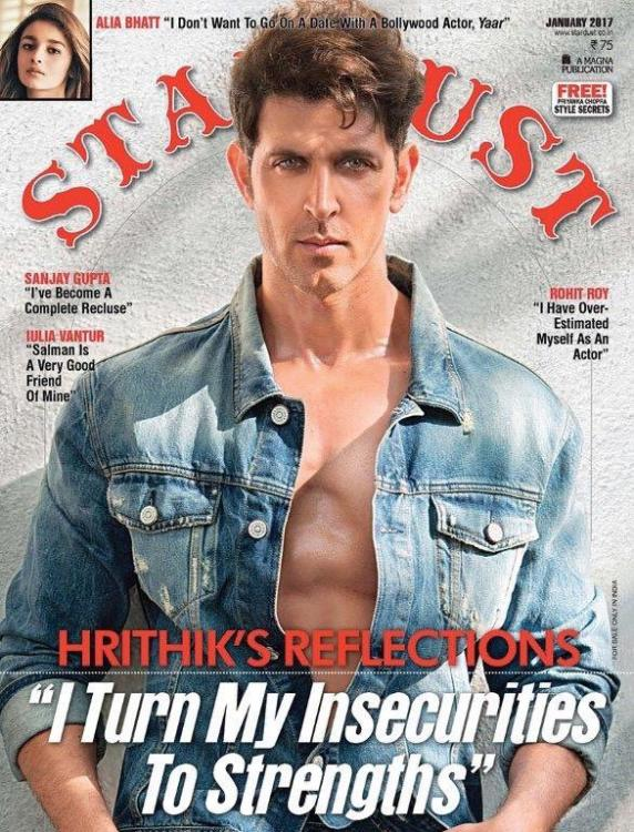 Hrithik Roshan makes our hearts beat faster as he graces the