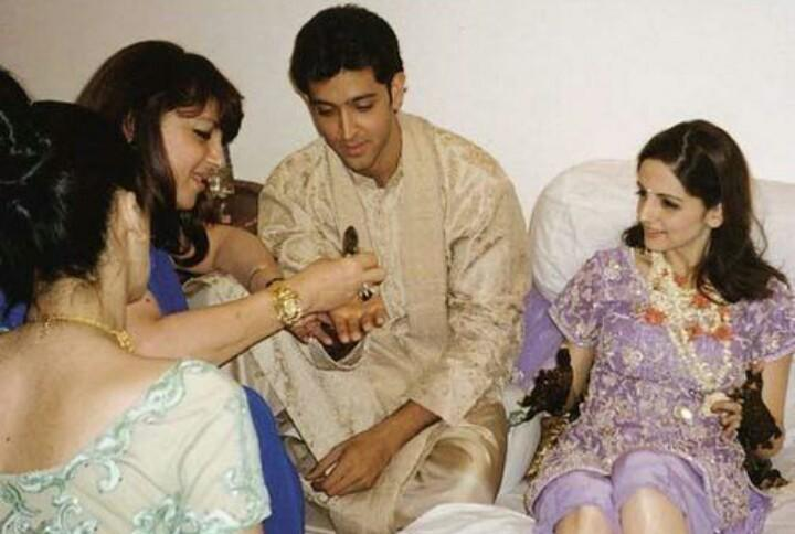 Wedding Diaries Check Out The Rare Pictures Of B Town Celebs Weddings