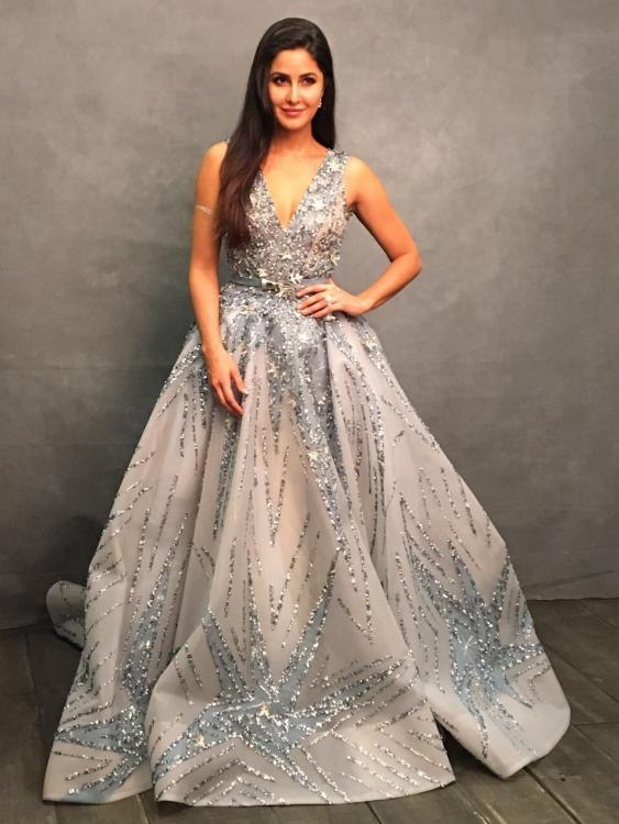 IIFA Awards 2017: Birthday girl Katrina Kaif's gown is a ...