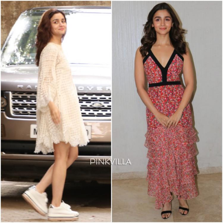 Alia Bhatt in Saloni and Pero by Aneeth Arora