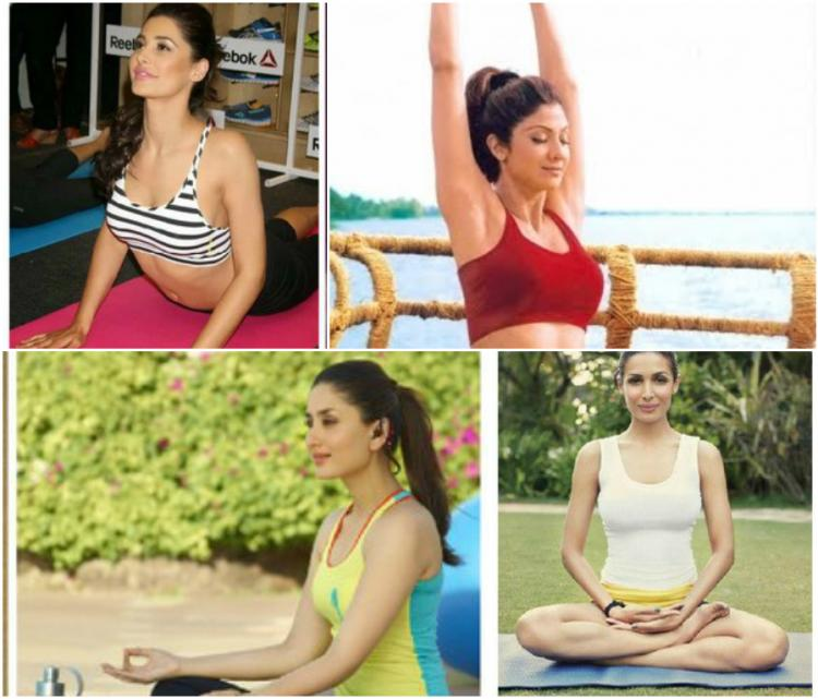 International Yoga Day: From shiny hair to youthful skin, these yoga asana's will make you more beautiful
