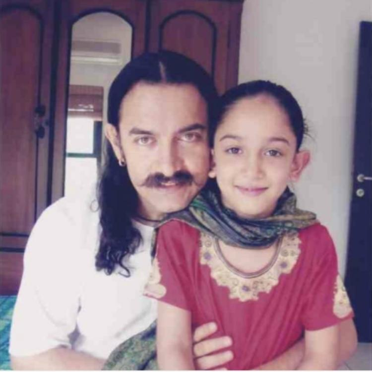 Aamir Khan's special message for daughter Ira on her birthday will melt your hearts; View Pic