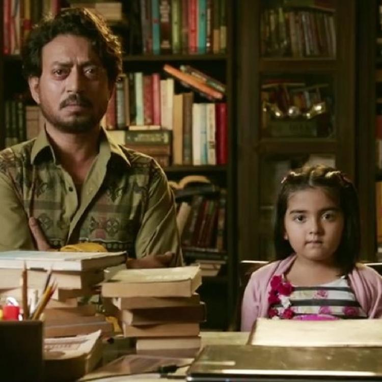 Irrfan Khan finds his daughter for Angrezi Medium in Radhika Madan; Read to know more