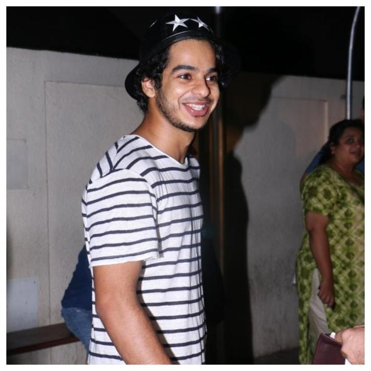 After Dhadak Ishaan Khatter to be seen in a Sanjay Leela Bhansali film? Read Details