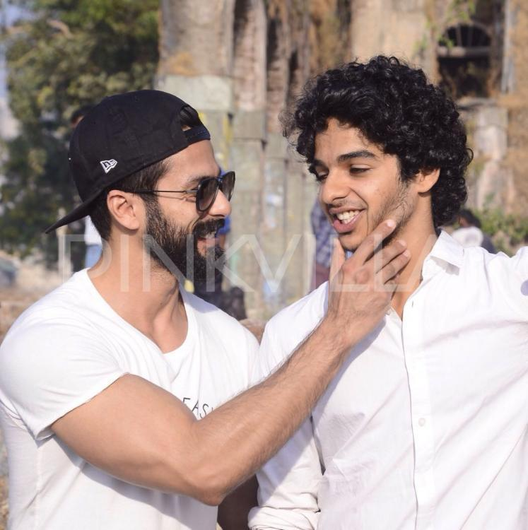 News,Shahid Kapoor,Beyond the Clouds,Ishaan Khatter