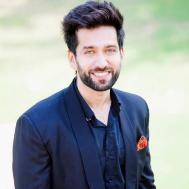 Ishqbaaz fame Nakuul Mehta gears up for the last day of shoot today; watch video