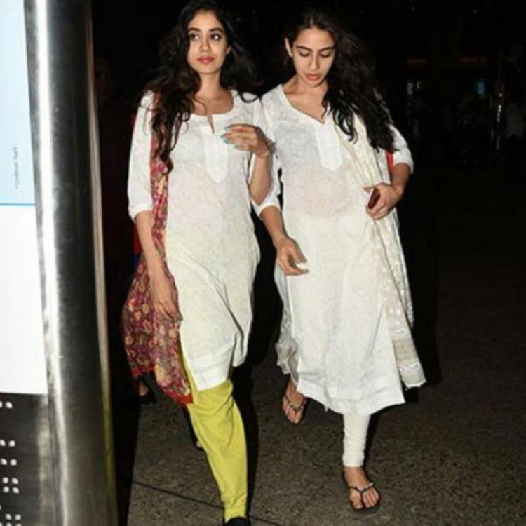 Sara Ali Khan has the sweetest message for Janhvi Kapoor on her birthday; Read Details
