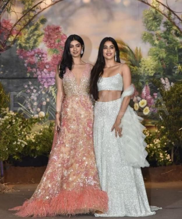 Janhvi Kapoor and Khushi Kapoor to make their first official appearance together on Neha Dhupia's TV show?
