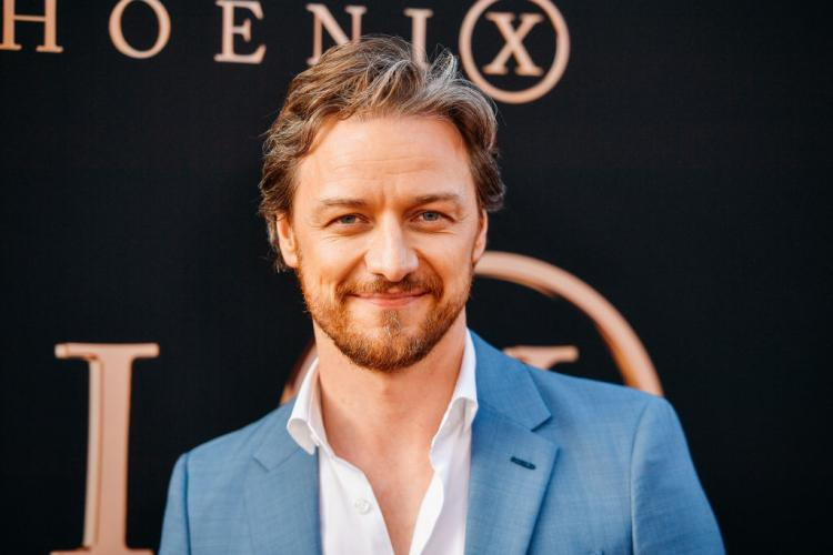 James McAvoy has one X-Men character to blame for Dark Phoenix.
