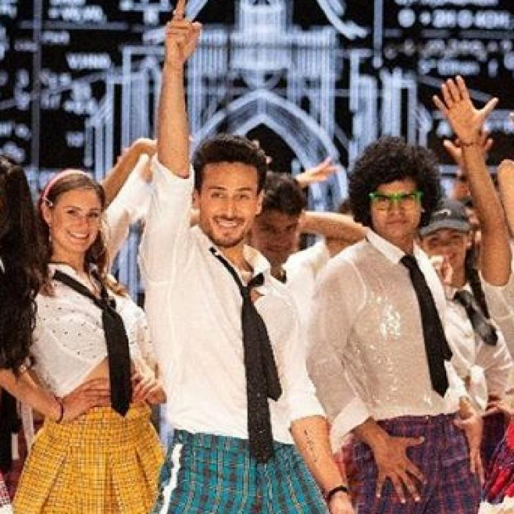 Student Of The Year 2: Tiger Shroff's kickass moves in The Jawaani Song are winning over the fans