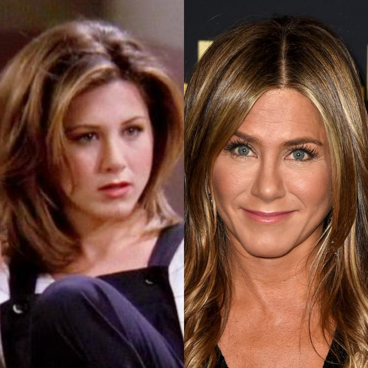 Jennifer Aniston to Courtney Cox, check out then and now pics of Friends' star cast
