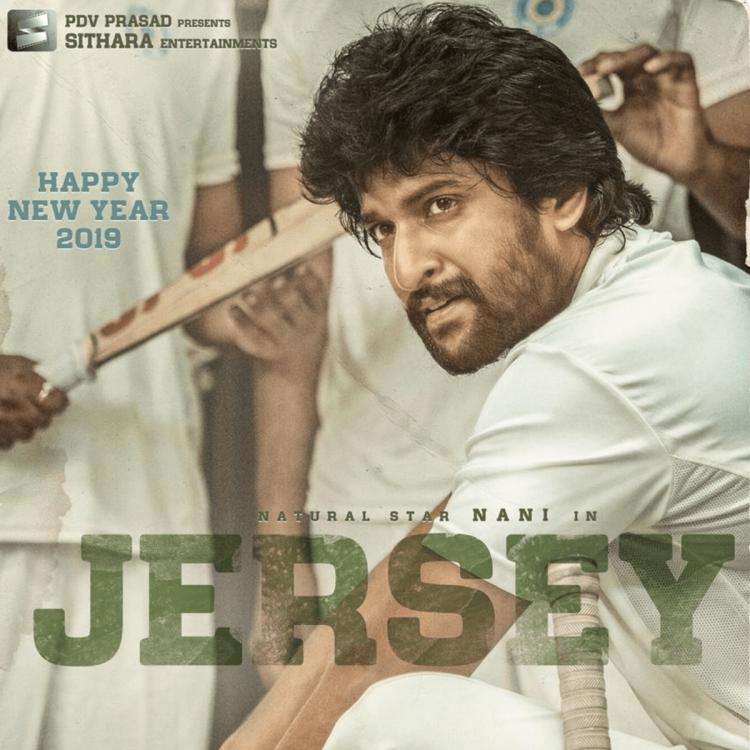 Jersey Twitter Review: Nani's cricketer avatar bowls over fans