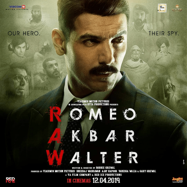 RAW Mid Movie Review: John Abraham's film is a confusing mess