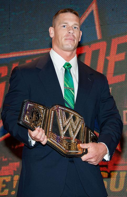 WWE Superstar and Hollywood actor John Cena celebrates his 42nd birthday today.