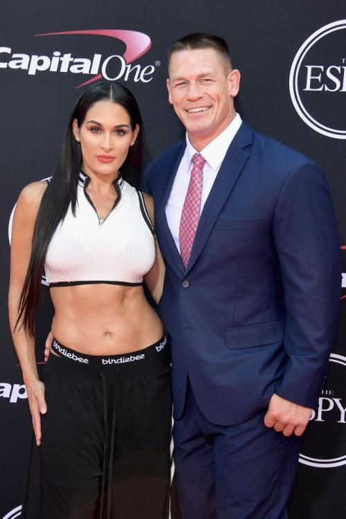 John Cena's latest Instagram post may not go down too well with ex-girlfriend Nikki Bella.
