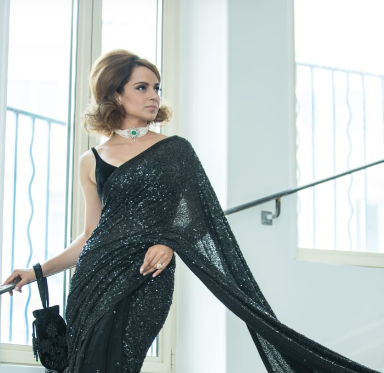 Kangana Ranaut is all set to make heads turn at the 72nd Cannes Red Carpet in a saree; Read On