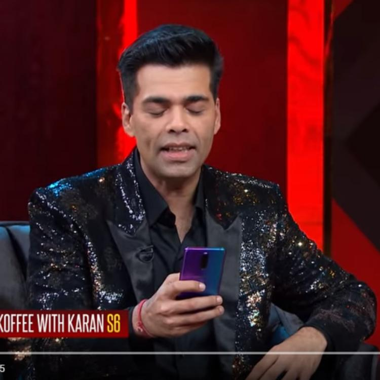 Koffee with Karan promo: Abhishek Bachchan reveals who he fears the most between wife and mom