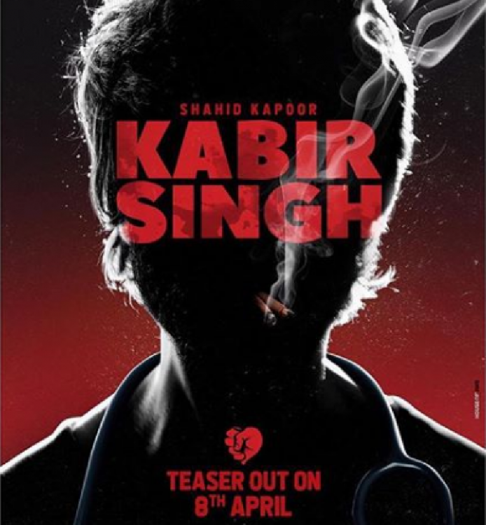 Shahid Kapoor says trailer of Kabir Singh will be out in mid May