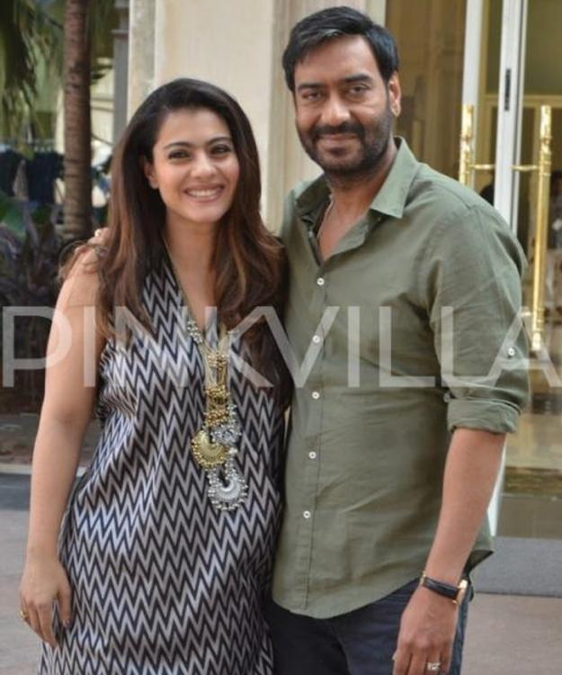 Kajol dons a typical Maharashtrian look for a song for Ajay Devgn's Taanaji: The Unsung Warrior