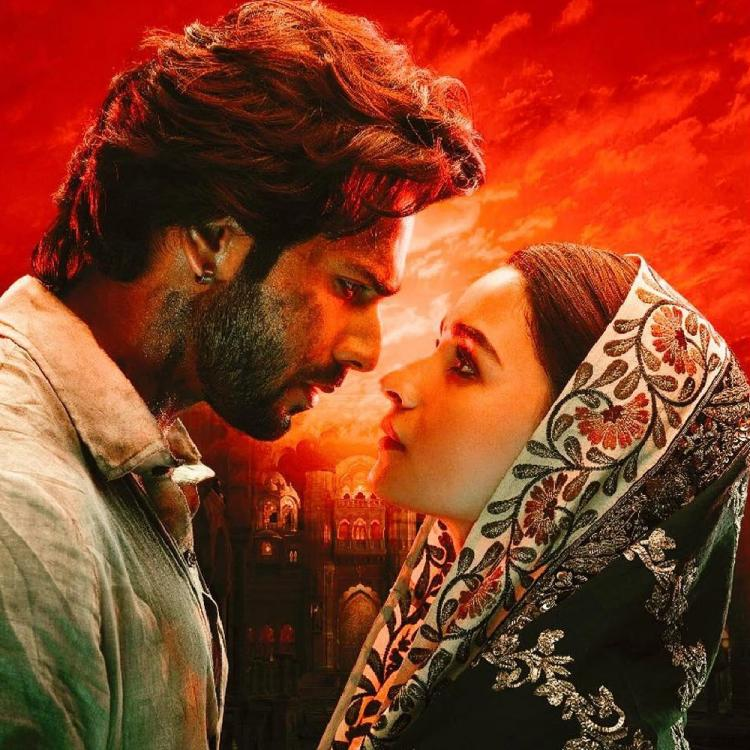 Alia Bhatt and Varun Dhawan's Kalank will see the teaser of THIS movie attached to it