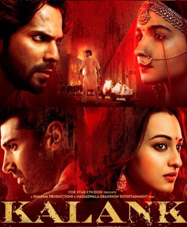 Kalank Teaser: 5 goosebump moments from Varun, Alia, Sonakshi, Aditya, Sanjay and Madhuri's eternal love saga