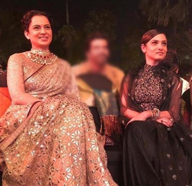 Ankita Lokhande blurs THIS Bepannaah actor from her latest photo with Kangana Ranaut