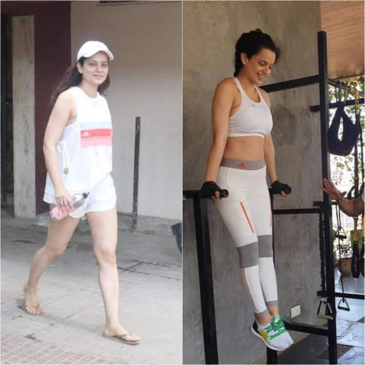 Kangana Ranaut lost 5 kgs in 10 days for her Cannes appearance tomorrow