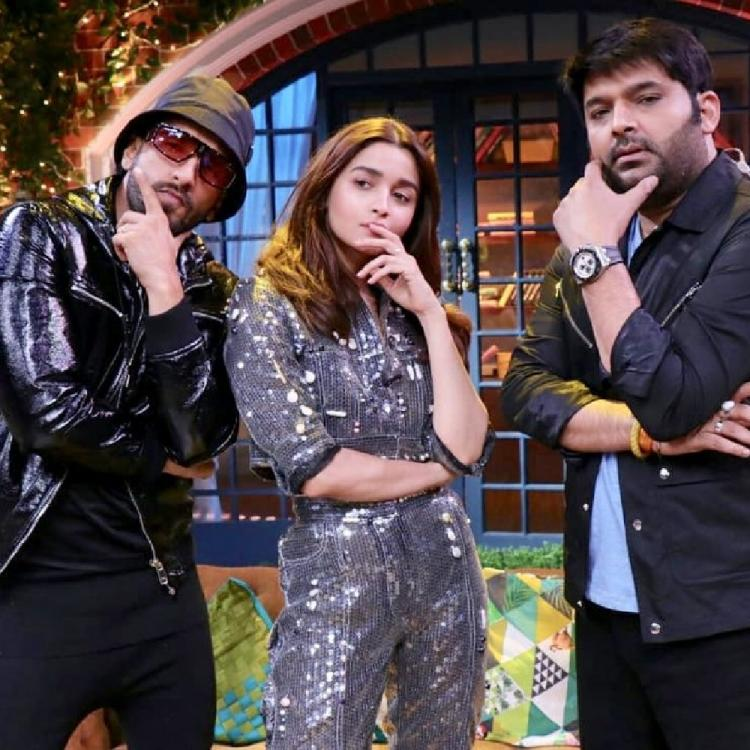 The Kapil Sharma Show: Kapil Sharma wishes his favourite rockstars Ranveer Singh & Alia Bhatt for Gully Boy