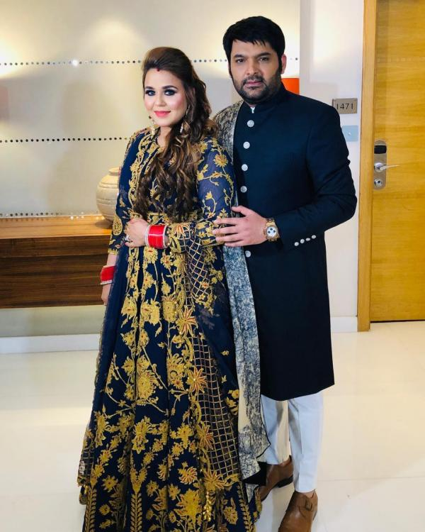 Kapil Sharma's fan gatecrashed his wedding; here's what the comedian did