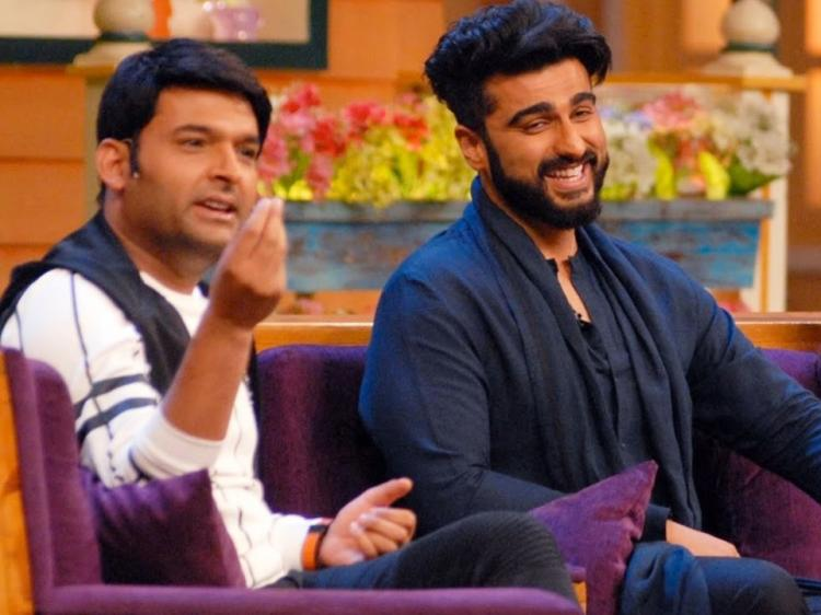 Arjun Kapoor rubbishes rumours of Kapil Sharma making the