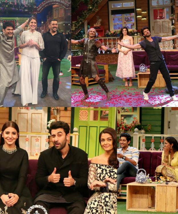 The Kapil Sharma Show turns 100: Top episodes which made us