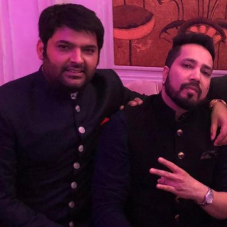 Kapil Sharma, Karan Singh Grover and other stars shower the Bollywood singer Mika Singh with birthday wishes