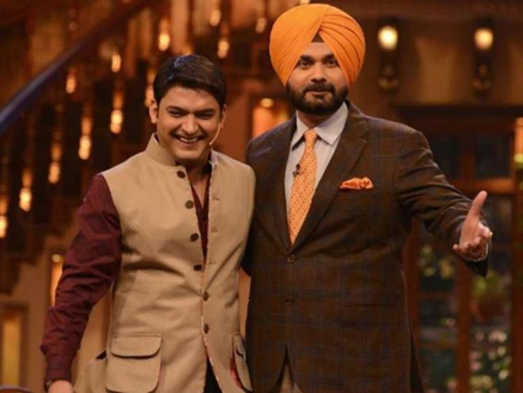 Pulwama Terror Attack: Boycott Kapil Sharma Show trends after Navjot Singh Sidhu's comments