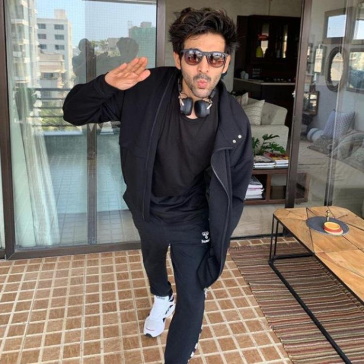Kartik Aaryan ditches his boy next door look and opts for French beard for his film co starring Sara Ali Khan