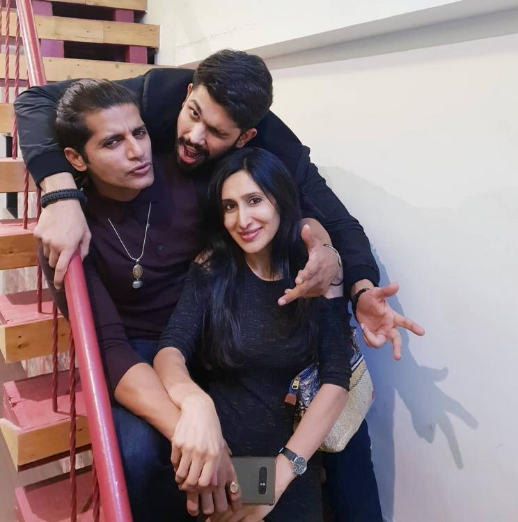Bigg Boss 12: Karanvir Bohra & Teejay Sidhu's mini reunion with Shivashish Mishra will leave you in splits
