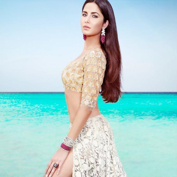 Sizzling Hot Katrina Kaifs Pictures From Bazaar Brides Photoshoot Will Wipe Away -4063