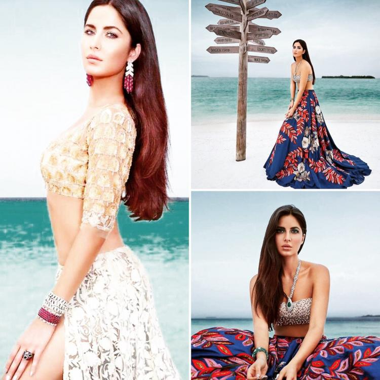 Sizzling Hot Katrina Kaifs Pictures From Bazaar Brides Photoshoot Will Wipe Away -8509