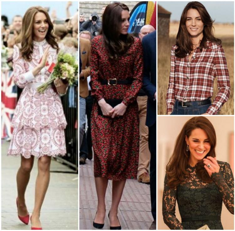 Celebrity Style Kate Middleton