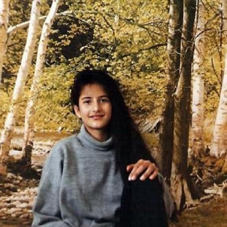 Katrina Kaif shares a cute throwback photo but it's her luscious locks that have caught our attention; See Pic