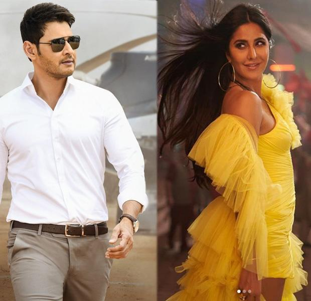 Katrina Kaif finally reacts to being approached for a film with Mahesh Babu