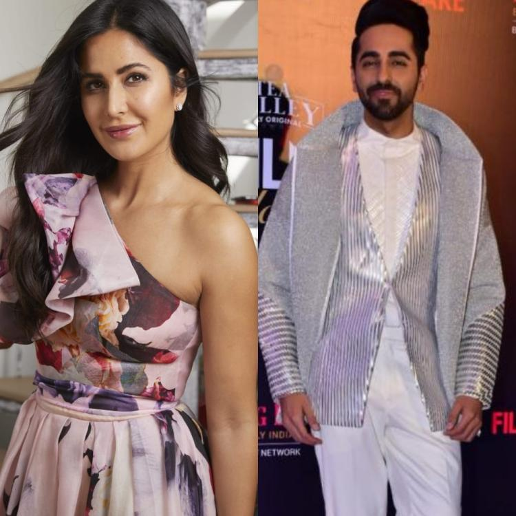 Katrina Kaif, Raveena Tandon, Ayushmann Khurrana and others embrace the Mumbai monsoons with love