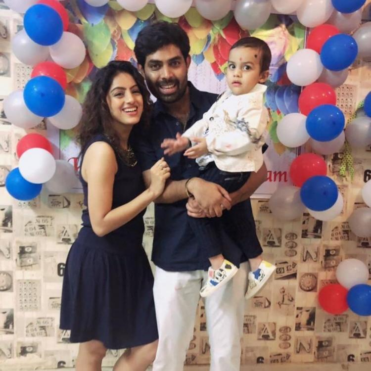 Deepika Singh Goyal on her son Soham's birthday celebration