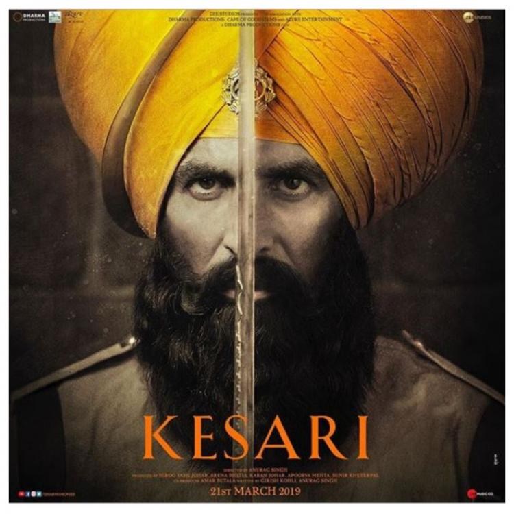 PHOTO: Akshay Kumar urges the fans to watch his latest release Kesari in a fun way in his latest post