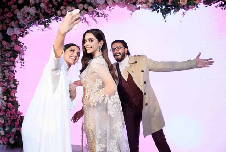 Deepika Padukone's CANDID PHOTOS from the unveiling of the wax statue at Madame Tussauds have our hearts