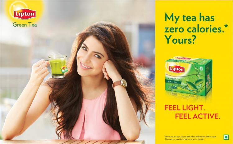Anushka Sharma S Lipton Green Tea Ad Amp Making Pinkvilla