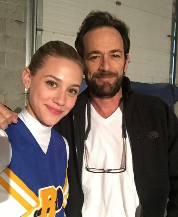 Luke Perry's fiancee says THIS after actor's sudden death