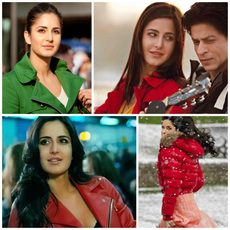 4 years of Jab Tak Hai Jaan, Here are 4 outfits of Katrina ...