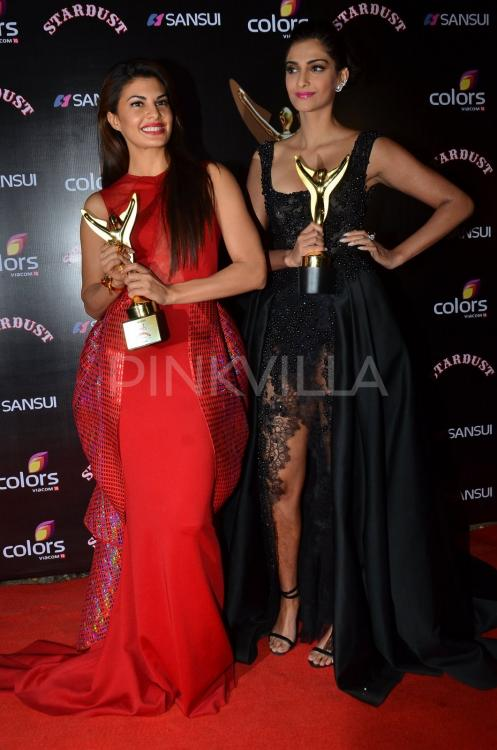Photos,Jacqueline fernandes,stardust awards 2014